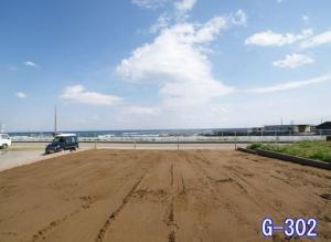 海前海浜売地
